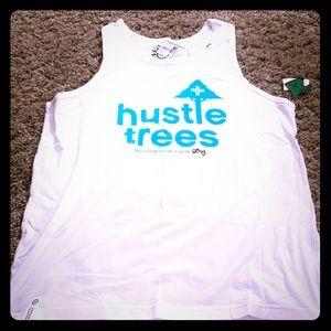 LRG Hustle Trees Tank Top (Size XL)